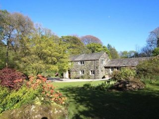 Low Jock Scar Country Estate 4 beautiful cottages set in 6 acres of gardens .