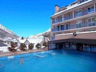 Duplex Apartment for 5 at Odalys Balneo Aladin Hotel & Residence