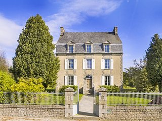 4 bedroom Villa in Ménéac, Brittany, France : ref 5049769
