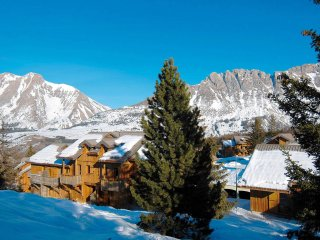 Appartement Duplex de Montagne | Local a Skis GRATUIT+Acces Piscine couverte