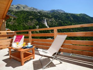 1 BR Apartment for 5 in Odalys Residence Le Crystal Blanc at Vaujany