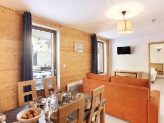 Roomy, traditional chalet-style Comfort Apartment
