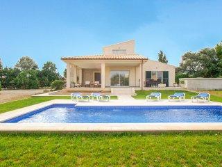 3 bedroom Villa in Port de Pollenca, Balearic Islands, Spain : ref 5049361
