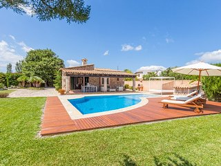 3 bedroom Villa in Cala San Vicente, Balearic Islands, Spain : ref 5049355