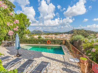 3 bedroom Villa in Pollenca, Balearic Islands, Spain : ref 5049353