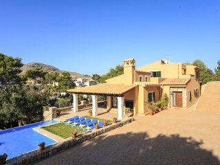 3 bedroom Villa in Cala San Vicente, Balearic Islands, Spain : ref 5049354