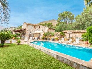 3 bedroom Villa in Port de Pollenca, Balearic Islands, Spain : ref 5049351