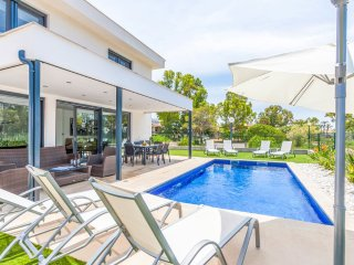 4 bedroom Villa in Playa de Muro, Balearic Islands, Spain : ref 5049348