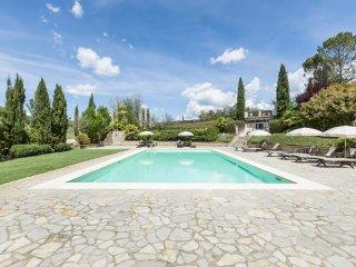 2 bedroom Villa in Pietraviva, Tuscany, Italy : ref 5049034
