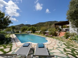 4 bedroom Villa in San Jose, Balearic Islands, Spain : ref 5047832
