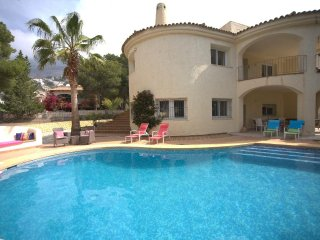 3 bedroom Villa in Altea, Valencia, Spain : ref 5047626