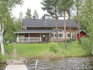 4 bedroom Villa in Hietakylä, Southern Savonia, Finland : ref 5045885