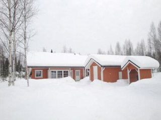 3 bedroom Villa in Lehtomaki, Northern Savo, Finland : ref 5045719