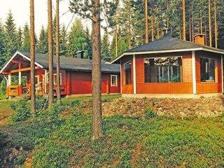 2 bedroom Villa in Ihamaniemi, Southern Savonia, Finland : ref 5045611