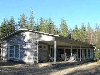 2 bedroom Villa in Sirkka, Lapland, Finland : ref 5045373