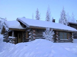 2 bedroom Villa in Kuusamo, Northern Ostrobothnia, Finland : ref 5045112