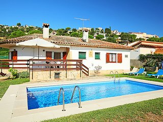 3 bedroom Villa in Les Cabanyes, Catalonia, Spain : ref 5043898