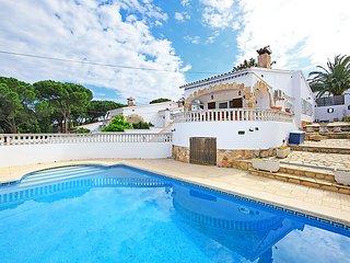 2 bedroom Villa in l'Escala, Catalonia, Spain : ref 5043838