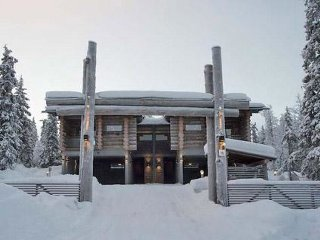 3 bedroom Villa in Kuusamo, Northern Ostrobothnia, Finland : ref 5037418
