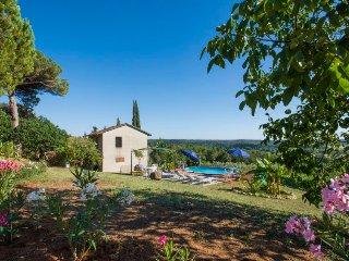 5 bedroom Villa in San Martino sul Fiora, Tuscany, Italy : ref 5037207
