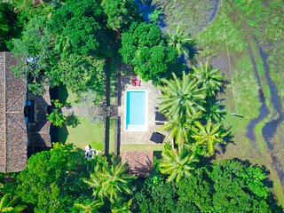 Family Villa Close to Beach - Talpe Galle