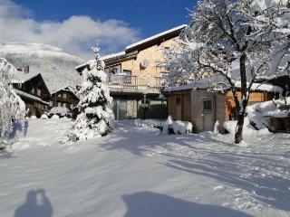 2 bedroom Apartment in Breíl, Canton Grisons, Switzerland : ref 5034016