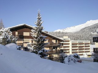 2 bedroom Apartment in Lenzerheide, Canton Grisons, Switzerland : ref 5032528