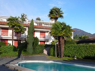 2 bedroom Apartment in Ascona, Ticino, Switzerland : ref 5032228