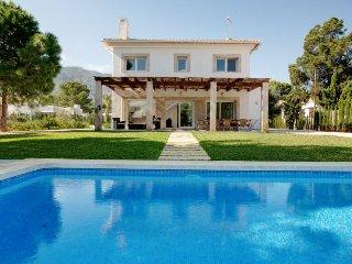 4 bedroom Villa in Les Rotes, Valencia, Spain : ref 5698057