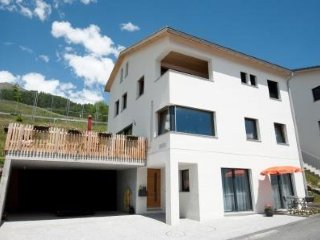 1 bedroom Apartment in Ftan, Canton Grisons, Switzerland : ref 5028661