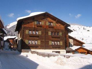 2 bedroom Apartment in Breíl, Canton Grisons, Switzerland : ref 5026773