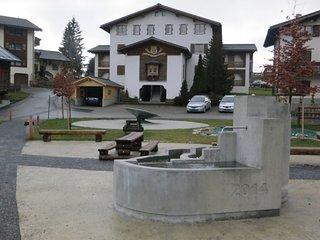 3 bedroom Apartment in Villa, Canton Grisons, Switzerland : ref 5026410