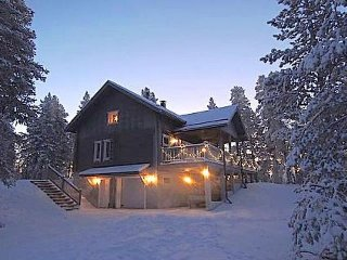 2 bedroom Villa in Kittila, Lapland, Finland : ref 5025916