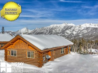 Big Sky Moonlight Basin | Cowboy Heaven Cabin 15 Derringer