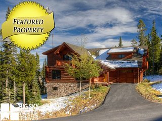 Big Sky Resort | Powder Ridge Cabin 26 Rosebud Loop
