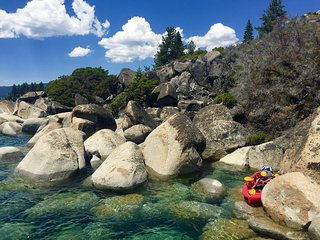 Tucked Away in Tahoe: Ski, Board, Kayak, Hike, Snowshoe, Dine, Shop & Relax!