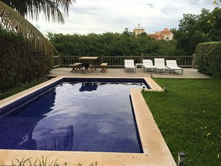 Full Residence Lagoon View, with Private Pool & 200 Meter from Nearest Beach