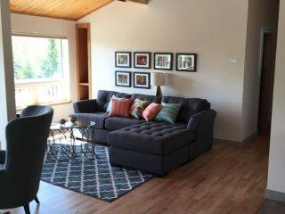 Peaceful, Secluded, Executive Quality, Spacious Home Near The Heart Of Fairbanks