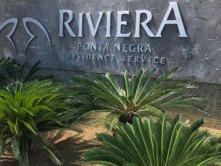 Apto 2/4 Riviera Ponta Negra: Conforto e excelente localizacao!