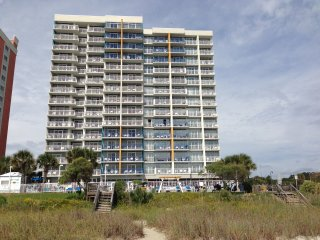 Atlantica 1257, Great Oceanfront 2-BR Condo in Downtown Myrtle Beach