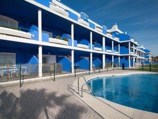 136 - Apartamento en 1ª línea de playa de Tarifa