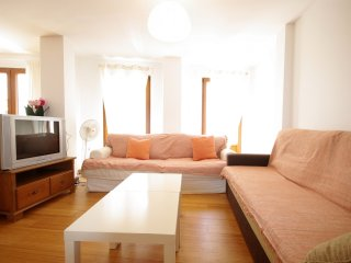 236 - Dos dormitorios con wifi en el centro