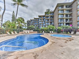 NEW! Oceanfront 2BR Kihei Condo w/ Pool & Spa!