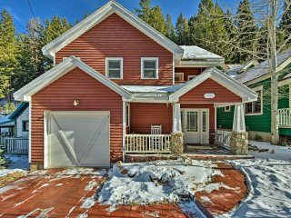 NEW! 3BR Home w/ Hot Tub - mins to Park City Mtn!
