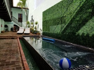 Old San Juan Pool House