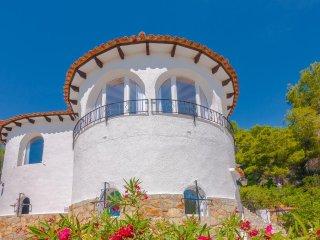 Villa Martinet en Benissa,Alicante para 10 huespedes
