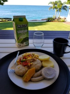 Break fast with a view