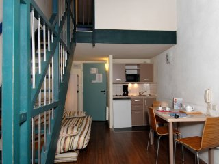 4 Bedroom Apartment for 12 at Odalys Balneo Aladin Hotel & Residence