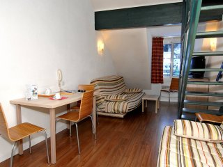 Apartment for 7 at Odalys Balneo Aladin Hotel & Residence