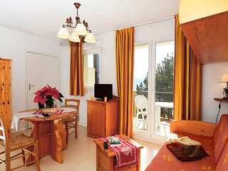 1 Bedroom Apartment at Odalys Mille Soleils Residence, Font Romeu